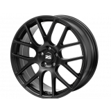 RSE14 19X8.0 +45 5-112 (57.1) SATIN BLACK