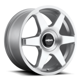 Rotiform - 18x8.5 SIX 5x1005x112 Gloss Silver 6.5 45 66.5