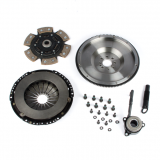 BFI20T240ST4 - BFI 2.0T TSI Clutch Kit and Lightweight Flywheel - Stage 4