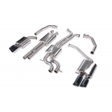 Catback Exhaust for B8 and B8.5 Audi S4/S5 - UH011EXA