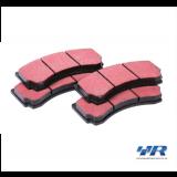VWR670000 - VWR Brake Kit Replacement Pads