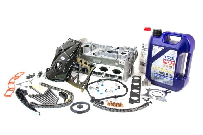 2 0t TSI Bent Valve Fix Kit (with Cylinder Head) for CCTA