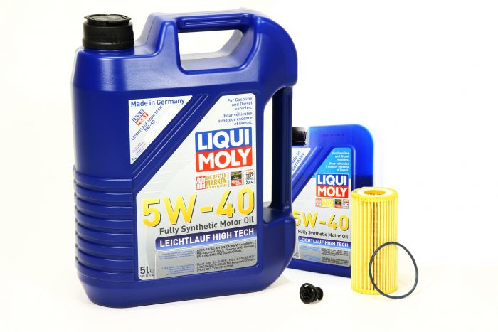 oil for volkswagen gti 2017