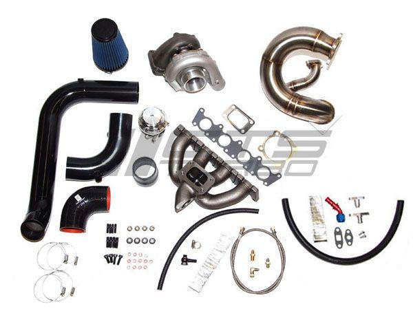 CTS Turbo MK4 1 8T Turbo Kit Garrett/Precision 50Trim