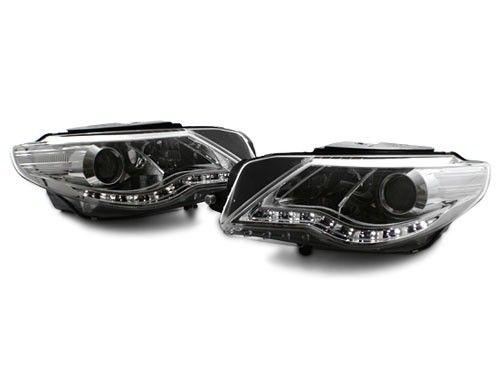 S5 Style Headlights for VW CC (Chrome)