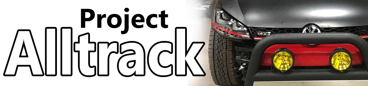 DAP Project Alltrack Parts List
