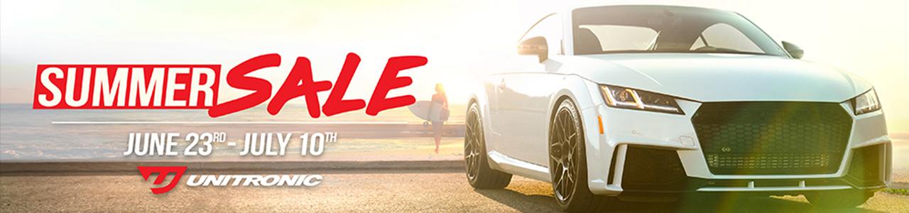 Unitronic Summer Sale!