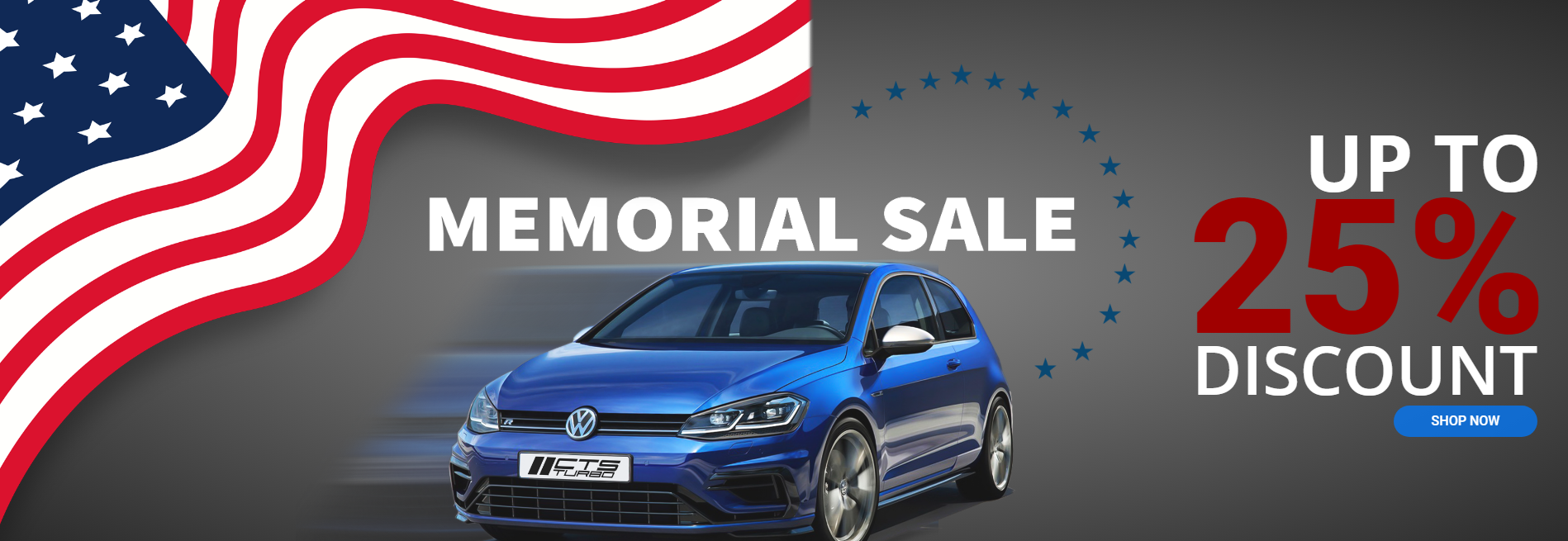 CTS Turbo Memorial Day Sale 2019!