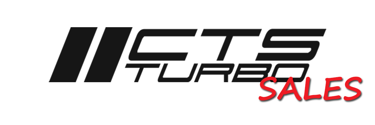 CTS Turbo - Black Friday Sale 2019!