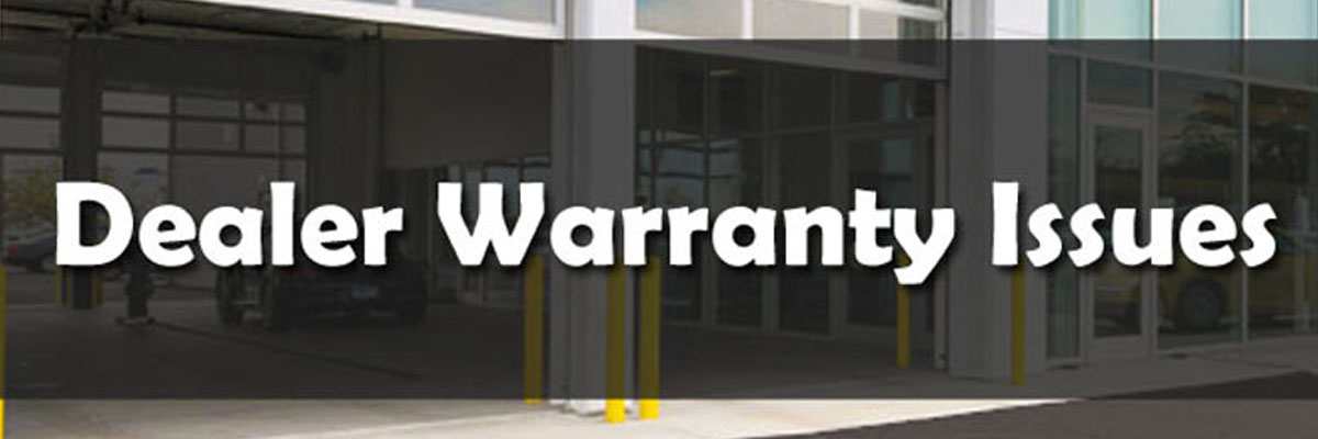 "Inside a VW dealer..... Why they ""can't"" or won't cover your warranty repair"