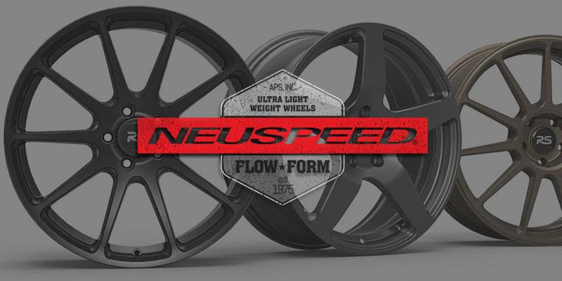 Neuspeed Wheels for VW and Audi