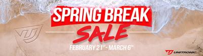 Unitronic Spring Break Sale 2020!