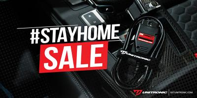 Unitronic #STAYHOME SALE