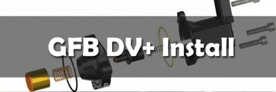 GFB DV + Install Guide for 2.0T VW and Audi models
