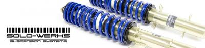 New to our Site - Solo-Werks Suspension Systems
