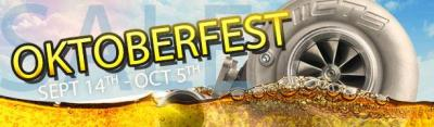 CTS Turbo - Octoberfest Sale