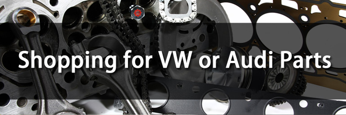 Pitfalls when shopping for Discount VW or Audi Parts Online