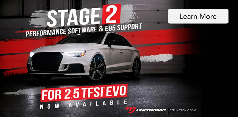 Audi TTRS/RS3 2.5t Tunes