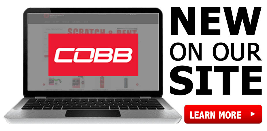Cobb Parts for VW and Audi