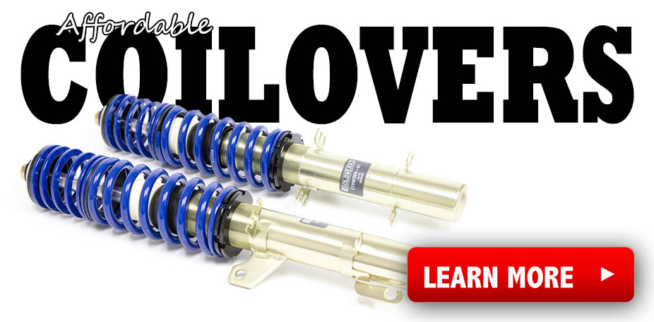 Solowerks Coilovers for VW and Audi