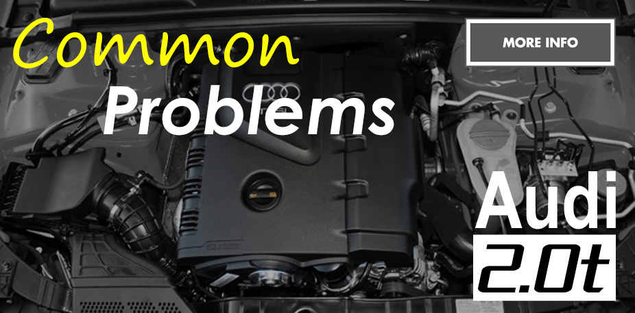 audi a4, a5 common problems
