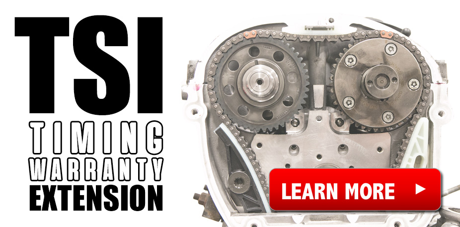 TSI Timing Chain Warranty Extension