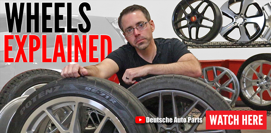 Everything you need to know about Upgrading Wheels on your VW or Audi