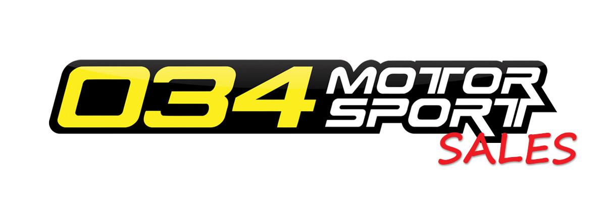 034 Motorsport Black Friday Sales for VW and Audi
