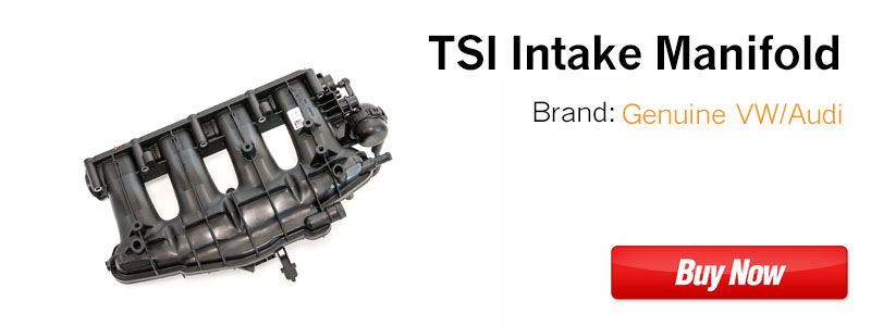 2.0t TSI Intake Manifold 06J133201BD