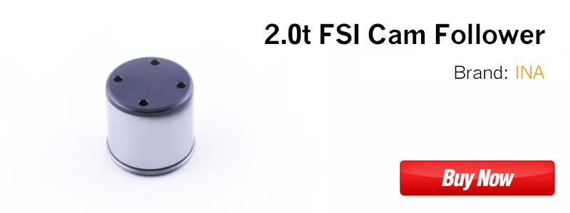 2.0t FSI Cam Follower 06D109309C INA