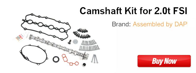 2.0t FSI Camshaft and Follower Install Kit