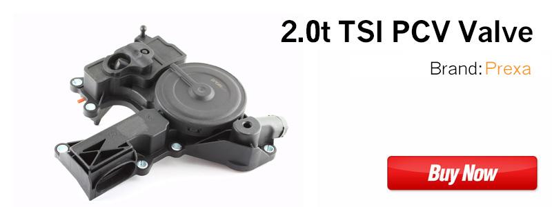VW 2.0t TSI PCV Valve 06H103495AC