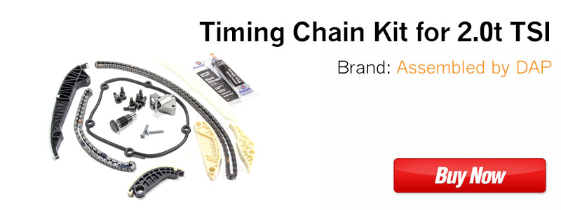 2.0t TSI Timing Chain Kit VW and Audi 06h198004
