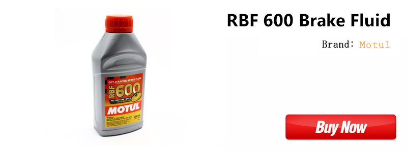 MK7 Golf R RBF 600 Performance Brake Fluid
