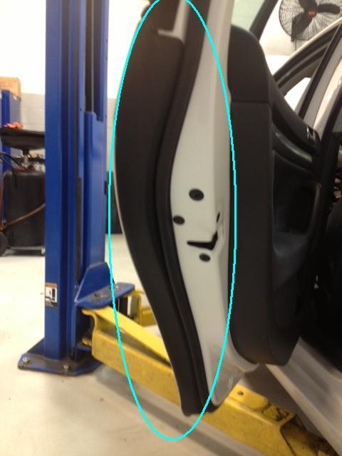 MK5 Jetta Rear Door Latch DIY