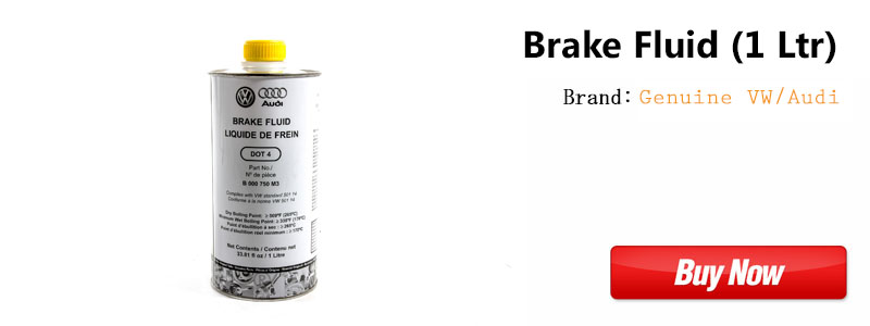MK7 Golf R OEM VW Brake Fluid