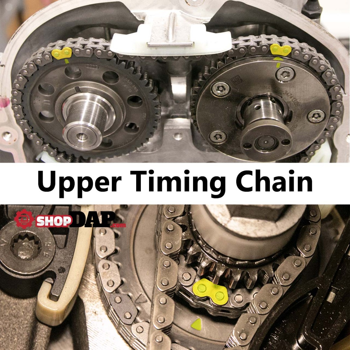 TSI Upper Timing Chain Timing Marks - VW | Audi