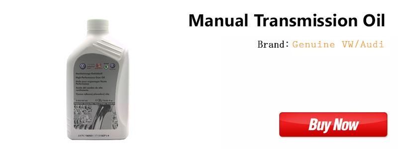 MK7 Golf 1.8t 5 Speed Manual Transmission Oil