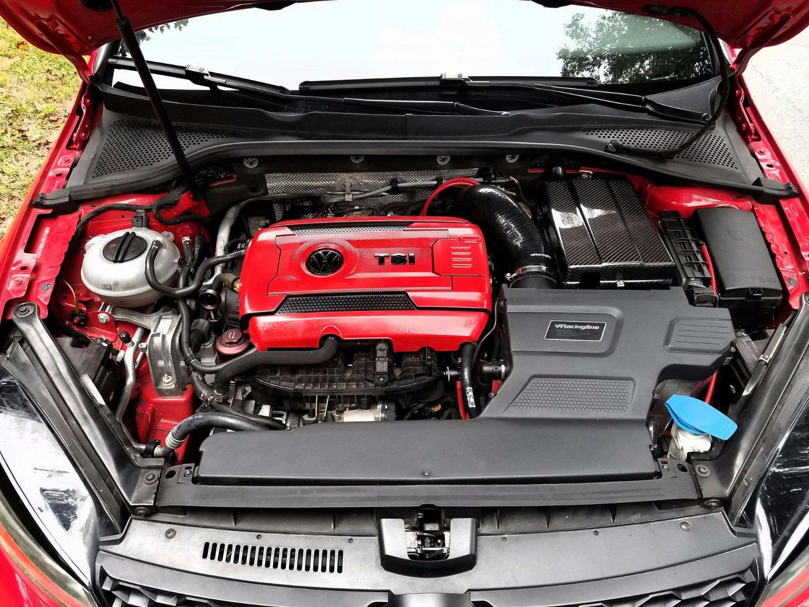 Mk7 VWR 600 Intake