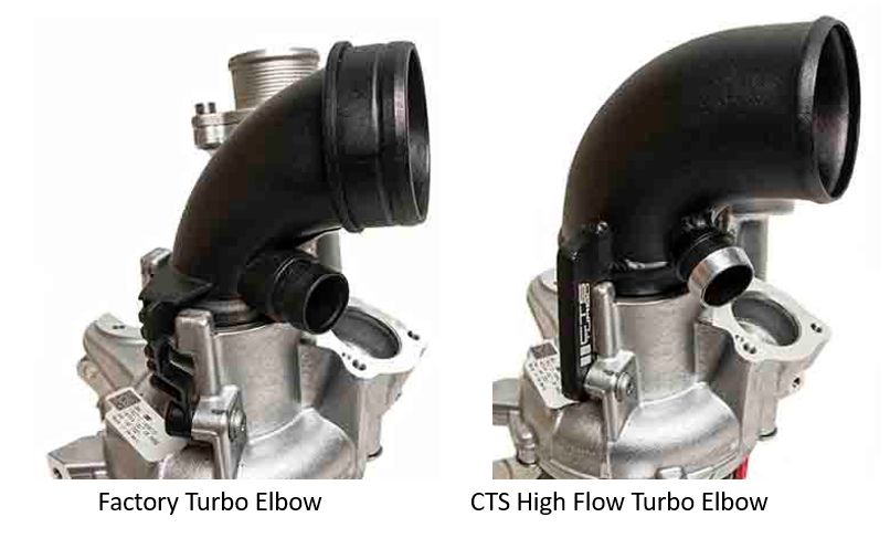 Mk7 Turbo Elbow Comparison