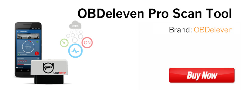 OBDeleven Scan Tool for VW and Audi
