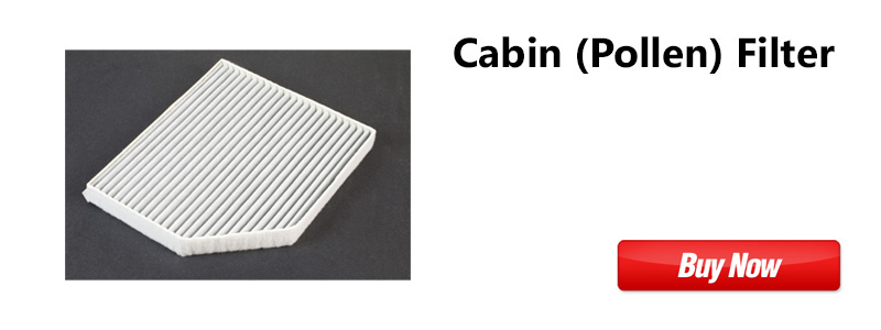 Audi B8/B8.5 S4/A4 S5/A5 Dust and Cabin Filter
